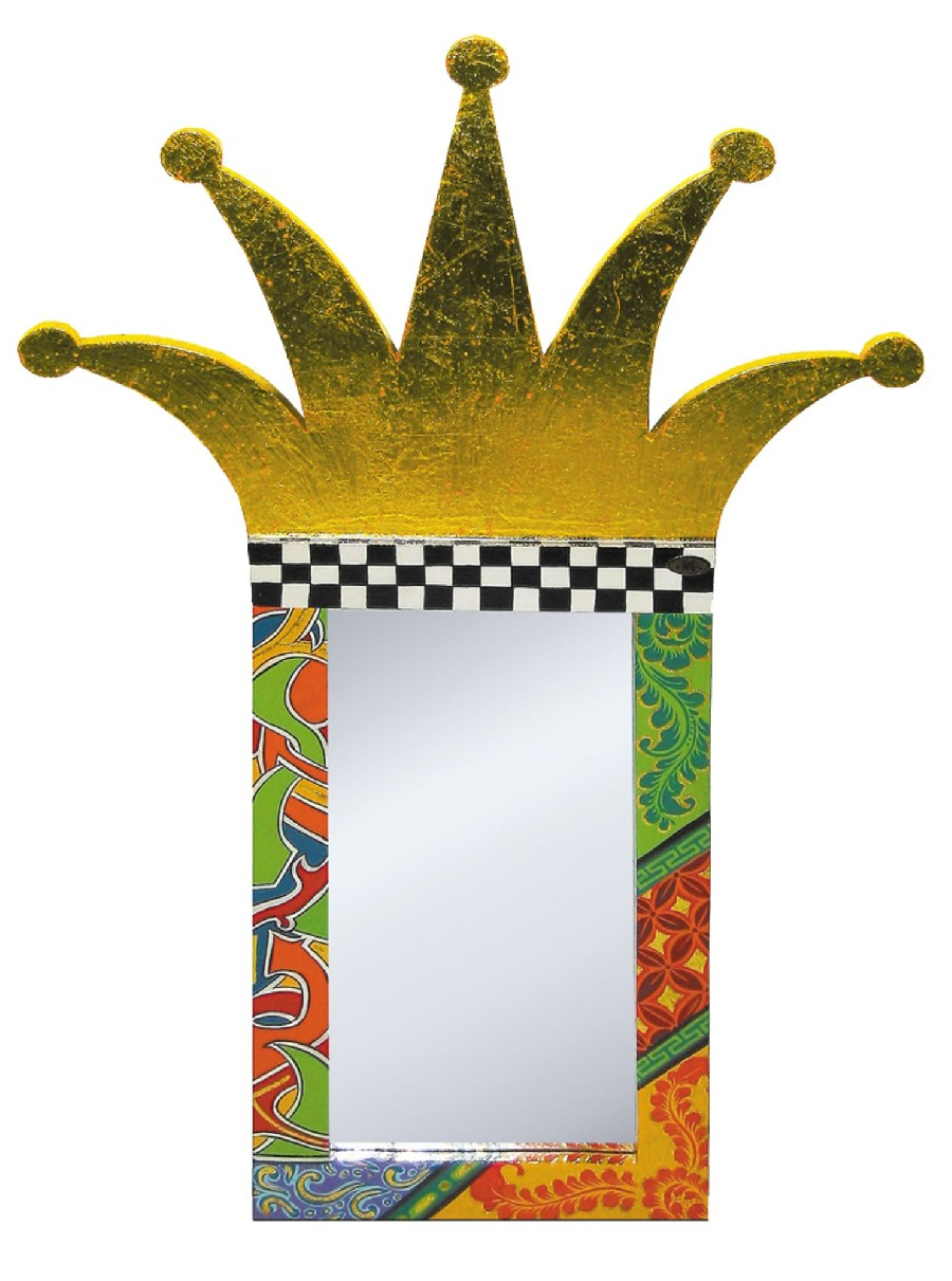 Зеркало Drag Crown